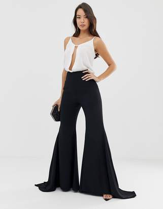 Asos Edition EDITION extreme flare pants