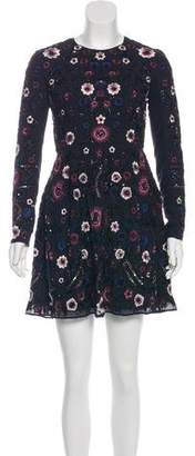 Needle & Thread Embellished A-Line Dress