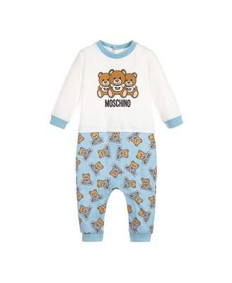 Moschino Multi Print Footless Pyjama Giftbox