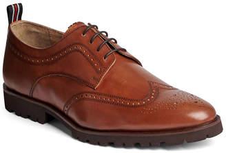 Carlos by Carlos Santana Gitano Lite Wingtip Derby Oxford Men Shoes
