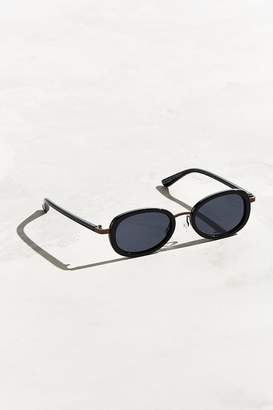 Urban Outfitters Semi Round Metal Bridge Sunglasses