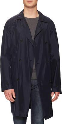 Jil Sander Sport Silk Trench Coat