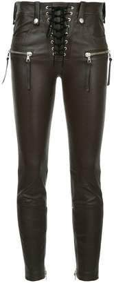 Unravel Project corset trousers