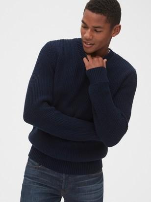 Gap Chunky V-Neck Sweater