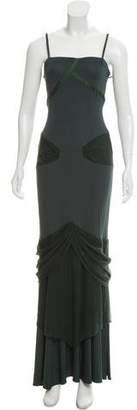 Yigal Azrouel Sleeveless Evening Dress