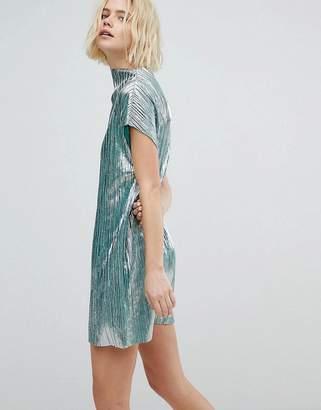 Weekday Pleated Dress
