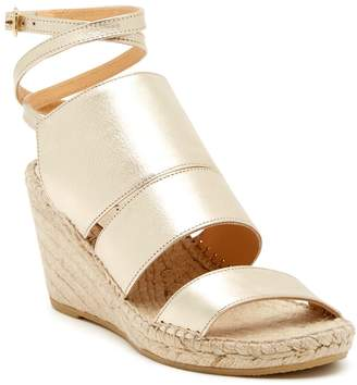 Bettye Muller Dusty Espadrille Wedge Sandal