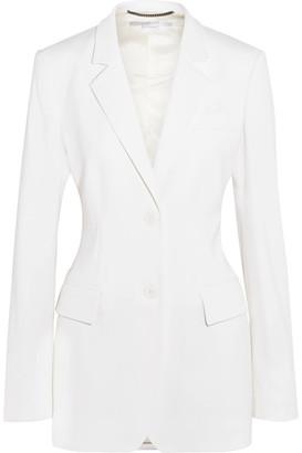 Stella McCartney - Twill Blazer - White $1,295 thestylecure.com