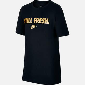 Nike Boys' Sportswear Fresh T-Shirt