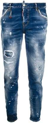 DSQUARED2 Hockney jeans