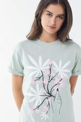 Urban Outfitters Bouquet Of Flowers Tee