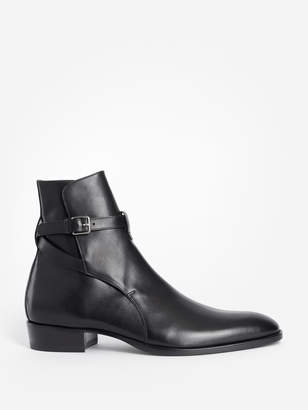 Saint Laurent Paris Boots
