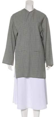 Ungaro Emanuel by Plaid Evening Jacket