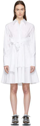Stella McCartney White Shirt Dress
