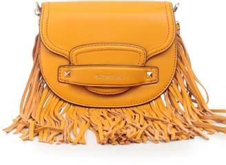 MICHAEL Michael Kors Cary Tasseled Small Shoulder Bag