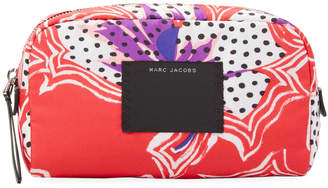 Marc Jacobs Spotted Lily Large Cosmetics Bag