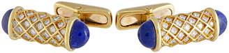 Mauboussin heritage  18K Lapis Lazuli Cufflinks