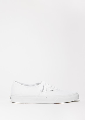 Vans Authentic Lace-Up Sneakers $50 thestylecure.com