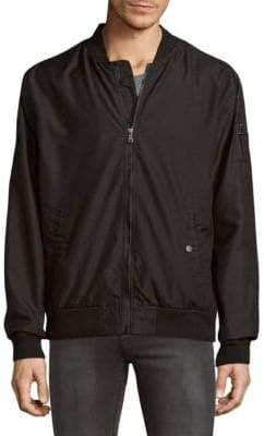 Sovereign Code Full-Zip Bomber Jacket