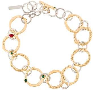 Marni multi-chain choker necklace