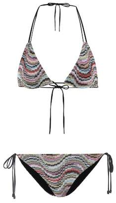 Missoni Mare Striped bikini
