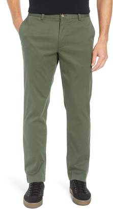 Vineyard Vines Breaker Flat Front Stretch Cotton Pants