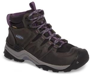 Women's Keen Gypsum Ii Mid Waterproof Hiking Boot $150 thestylecure.com