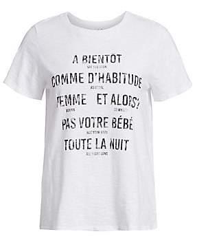 Cinq à Sept Women's Tous Les Jours Alite Graphic T-Shirt