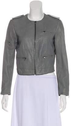 Alice + Olivia Structured Zip-Up Jacket