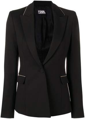 Karl Lagerfeld Tailored Summer Blazer