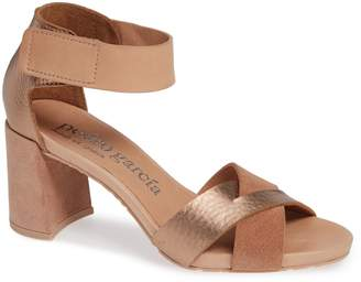 Pedro Garcia Whimsy Ankle Cuff Sandal
