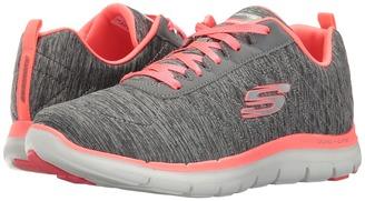 SKECHERS - Flex Appeal 2.0 Women's Shoes $60 thestylecure.com