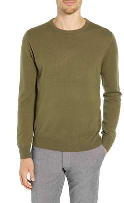 J.Crew Everyday Cashmere Regular Fit Crewneck Sweater
