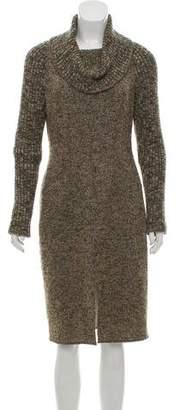 Valentino Virgin Wool Sweater Dress
