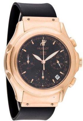 Hublot Classic MDM Watch $6,495 thestylecure.com