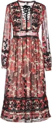 Topshop Knee-length dresses - Item 34866799FD