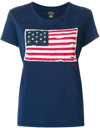 Polo Ralph Lauren (ポロ ラルフ ローレン) - Polo Ralph Lauren American Flag Tシャツ