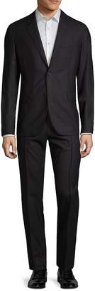 Valentino Men's Abiti Pleat-Front Suit