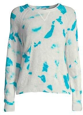 Line Women's Clover Tie-Dye Cashmere Sweater