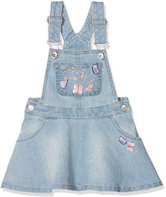 Benetton Girl's Skirt Dungaree,One (Size: X-Small)