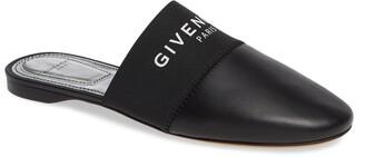 Givenchy Bedford Logo Mule