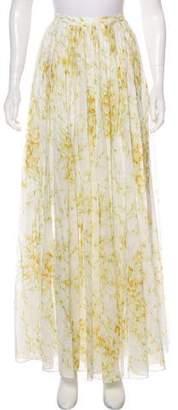 Brock Collection Sade Printed Skirt w/ Tags
