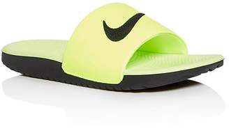 06e9ed598 Nike Boys  Kawa Slide Sandals - Toddler
