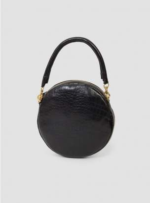 Clare Vivier Circle Clutch Bag