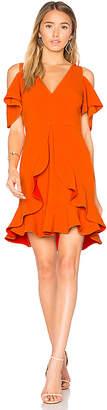 Aijek Nicola Cold Shoulder Dress