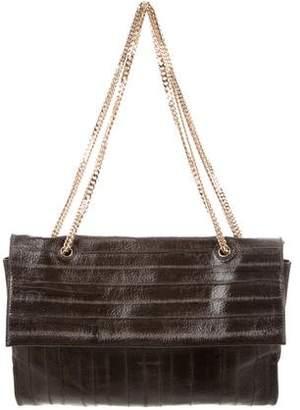 Nina Ricci Eel Skin Shoulder Bag