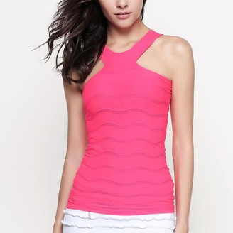 Pink Label Xenia Halter Tank