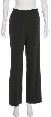St. John Mid-Rise Wool Pants