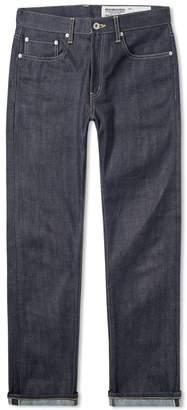 Neighborhood Rigid Narrow Jean