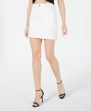 M1858 Emery Deconstructed Denim Skirt, Created for Macy's
